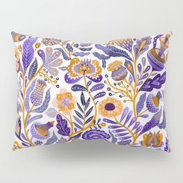 Endlessly growing Pillow Sham