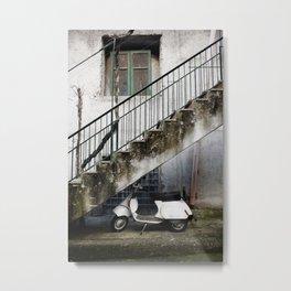 AMALFI, ITALY Metal Print