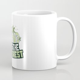 Save The Rainforest Coffee Mug