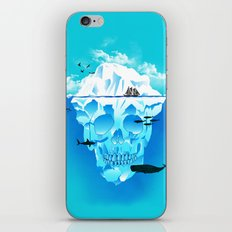 Cold Cruisings and Icy Endings iPhone & iPod Skin