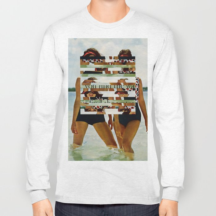 Bee Keen E. Gurls Long Sleeve T-shirt