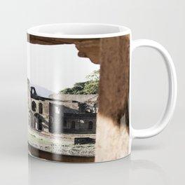 Ruins all around Coffee Mug