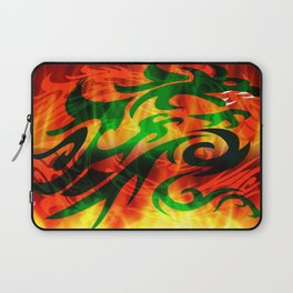 DRAGON RAMPANT Laptop Sleeve