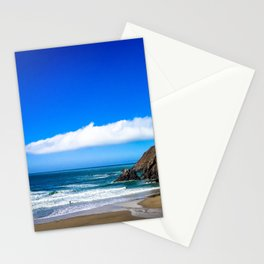 Meet Me Where the Land Meets the Ocean Stationery Cards