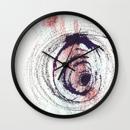 The Deeper End Wall Clock