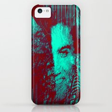 Elvis Vintage abstract iPhone 5c Slim Case