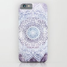 DEEP PURPLE MANDALA Slim Case iPhone 6
