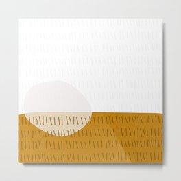 Coit Pattern 17 Metal Print