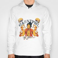 carnival Hoodies featuring Carnival by Tshirt-Factory
