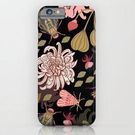 Boho Bugs iPhone Case