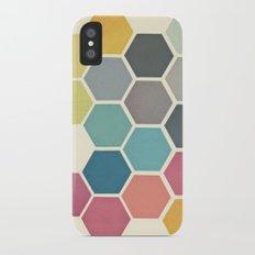 Honeycomb II iPhone X Slim Case