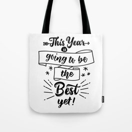 this year going to be the best Tote Bag