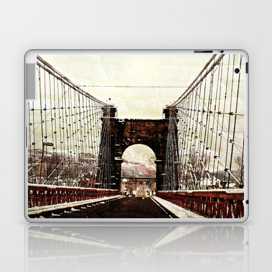 The End Of Suspension Laptop & iPad Skin