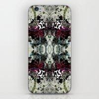 italian iPhone & iPod Skins featuring Italian-Baroque by Simonetta De Simone