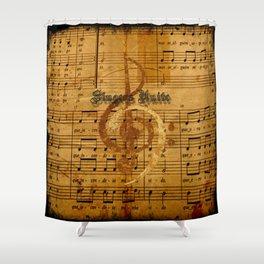 singers unite Shower Curtain