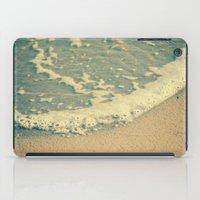 swimming iPad Cases featuring Swimming by MundanalRuido