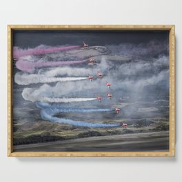 The Red Arrows Newcastle Serving Tray