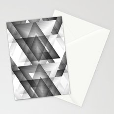 Trianglism Stationery Cards
