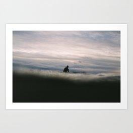 Ocean Surf III Art Print