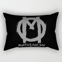 matriarchy Rectangular Pillow