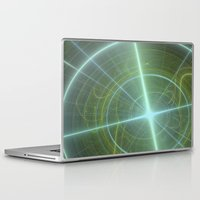 compass Laptop & iPad Skins featuring Compass by C Juarez