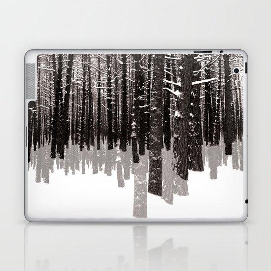 Tree Shadow Laptop & iPad Skin