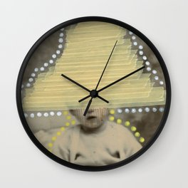Ziggurat Wall Clock