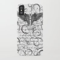 scripture iPhone & iPod Cases featuring Kingdom Stars Scripture by KingdomStarsClothing