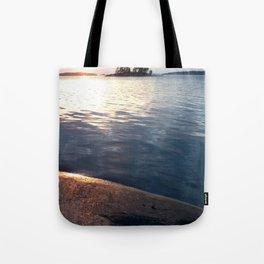 Evening glist Tote Bag