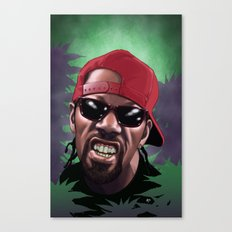 Sourdeezal Canvas Print