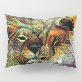 A tender moment in the wild Pillow Sham