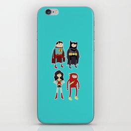 Adventure League iPhone Skin