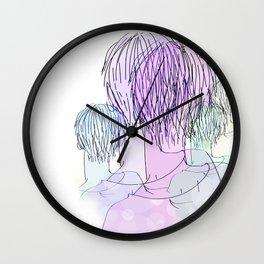 Mannie Wall Clock