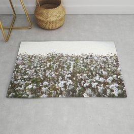 Cotton Field #minimalism Rug