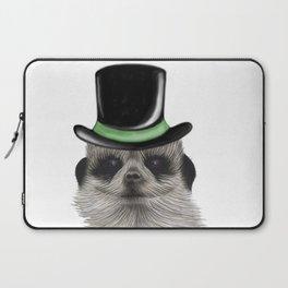 Mr Meerkat Laptop Sleeve
