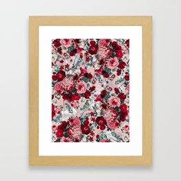 EXOTIC GARDEN XIV Framed Art Print