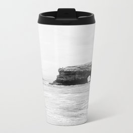natural bridges, sc Metal Travel Mug
