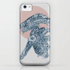 Floral Alien iPhone 5c Slim Case