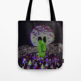 invisible forests Tote Bag