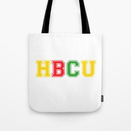HBCU Grad design for Women Tote Bag