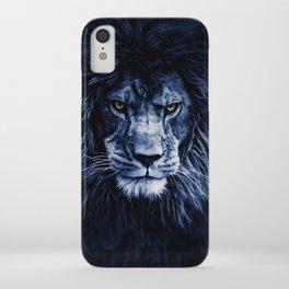 PANTHERA LEO iPhone Case