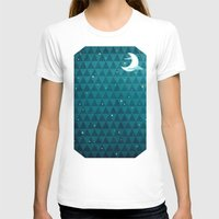 night sky T-shirts featuring Night Sky by littleclyde