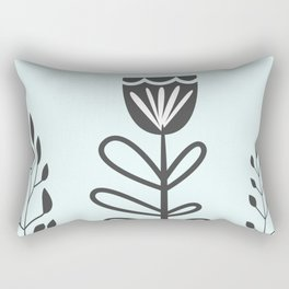 Nordic Garden Rectangular Pillow
