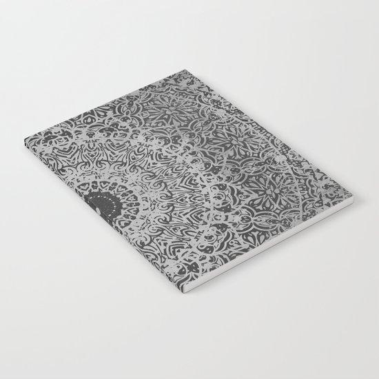 Ash Mandala Notebook