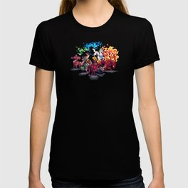 Team Llama – To the Rescue! T-shirt