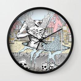 Alternative Reality 2018 Wall Clock