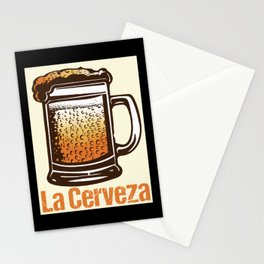 Loteria - La Cerveza Stationery Cards