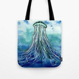 Emperor Jellyfish Tote Bag