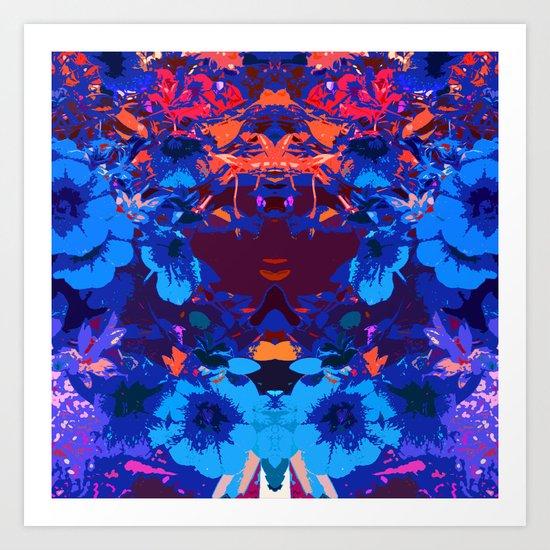Calibrachoa Art Print