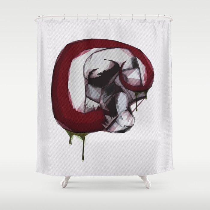 Venom StormTrooper Shower Curtain